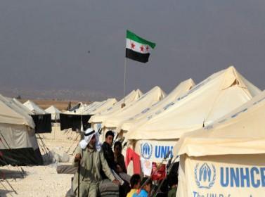 1.282.424 عدد السوريين في الأردن
