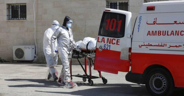 غزة: 6 وفيات و613 إصابة جديدة بفيروس كورونا