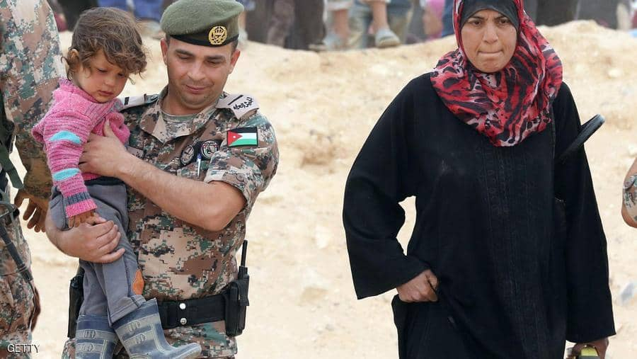 98 مليون يورو ..  مساعدات أوروبية للاجئين السوريين في الأردن