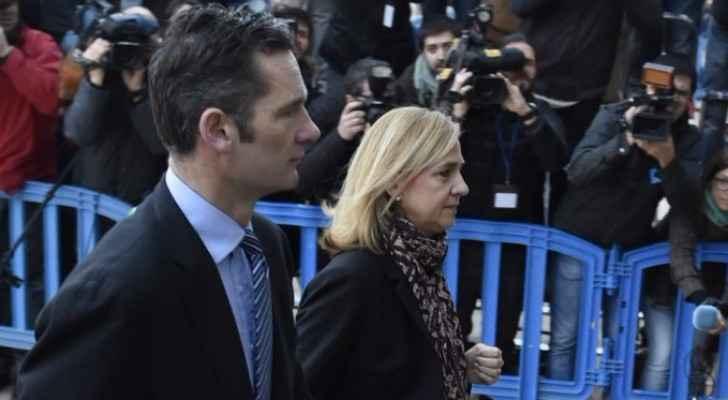 إسبانيا: حبس زوج شقيقة الملك بقضية اختلاس