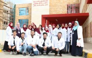 """""""عمان العربية"""" تزور مستشفى الأميرة رحمة التعليمي لطب الأطفال"""
