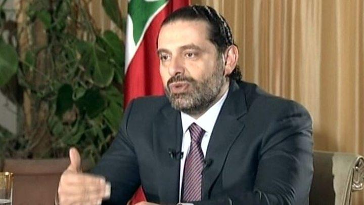 الحريري يحث اللبنانيين على النظر لمصلحة بلادهم أولا