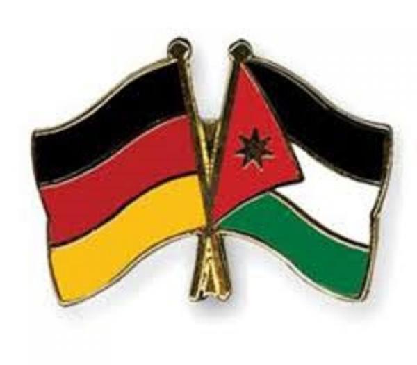 حزمة مساعدات المانية للاردن توقع اليوم