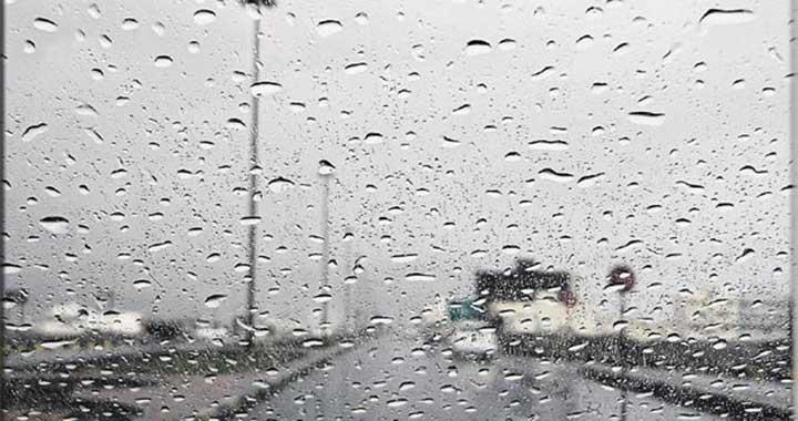 أمطار خفيفة حتى الثلاثاء