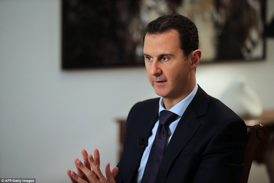 الأسد يوصل رسائل للتقرب من عمان و  تنسيق عسكري جنوب سوريا و تراجع دبلوماسي  ..  تفاصيل
