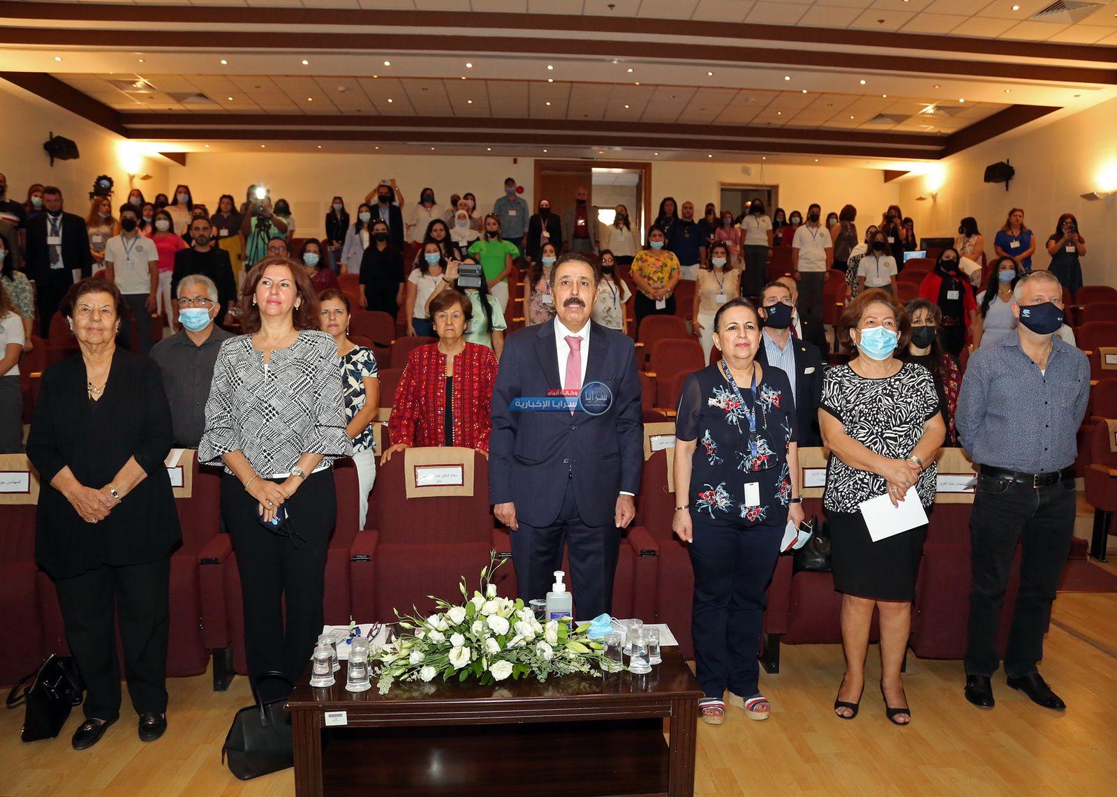 """""""الأرثوذكسية"""" - الشميساني"""" تعقد مؤتمر اللّغة العربيّة الأوّل (بالعربيّة نبدع)"""