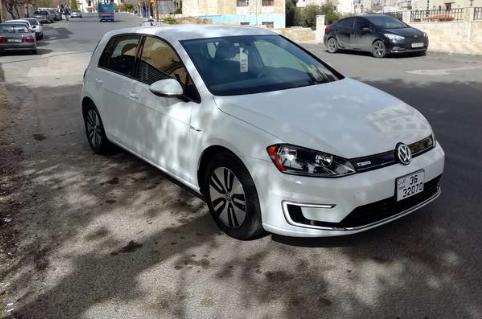 جولف كهرباء Volkswagen موديل 2016 SE فحص كامل كلين كار فاكس لون مميز