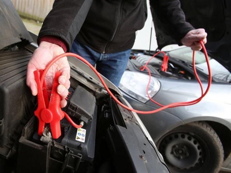 اليكم كيفية استخدام طريقة المساعدة في تشغيل السيارة ببطارية ضعيفة