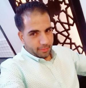 مبارك الزواج لـمحمود ابو عيشه