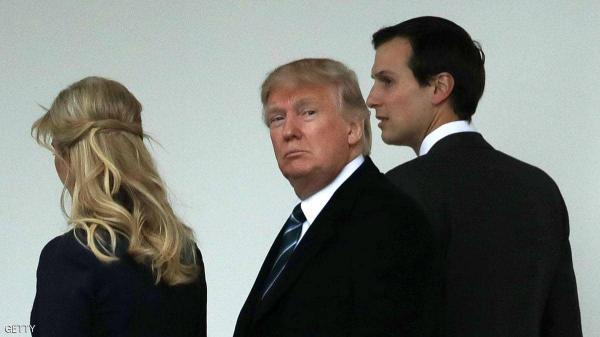 """ترامب يعود إلى ولايته المحببة  ..  والخلاف يشتعل مع """"صهره"""" كوشنر"""
