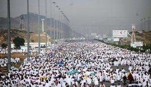 مليون و800 ألف حاج وصلوا الى السعودية حتى اليوم