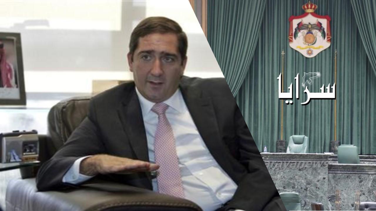 """سمير الرفاعي لـ""""سرايا"""": لا نستطيع الجزم بتمديد ولاية مجلس النواب ..  وتقييم الحكومة مرتبط بمعايير عدة"""
