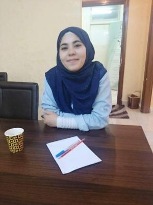 هبة الدويكات مبارك النجاح