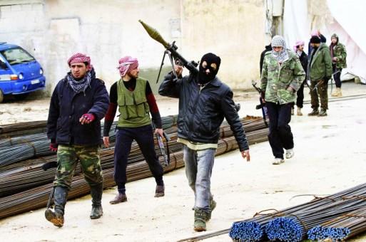 الجيش السوري يقتل أردنيا في جوبر بدمشق
