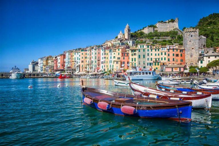 بالصور  ..  أجمل القرى السياحية في الريفيرا الإيطالية