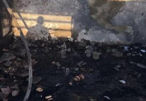 وفاة ام وأطفالها الخمسة بحريق في الرياض