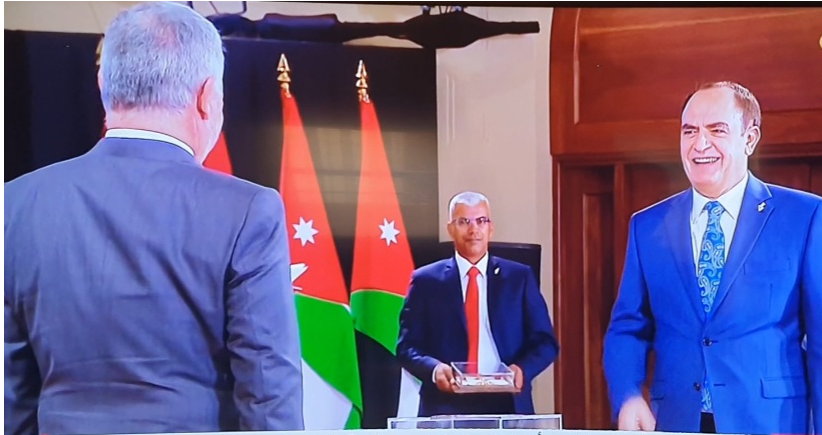 رئيس مجلس ادارة البوتاس الصرايرة يهنئ الملك بمناسبة عيد الاضحى المبارك