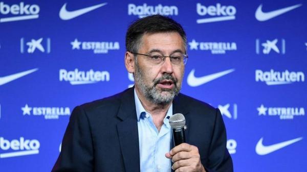 برشلونة يبدأ فرز توقيعات حجب الثقة من جوسيب ماريا بارتوميو