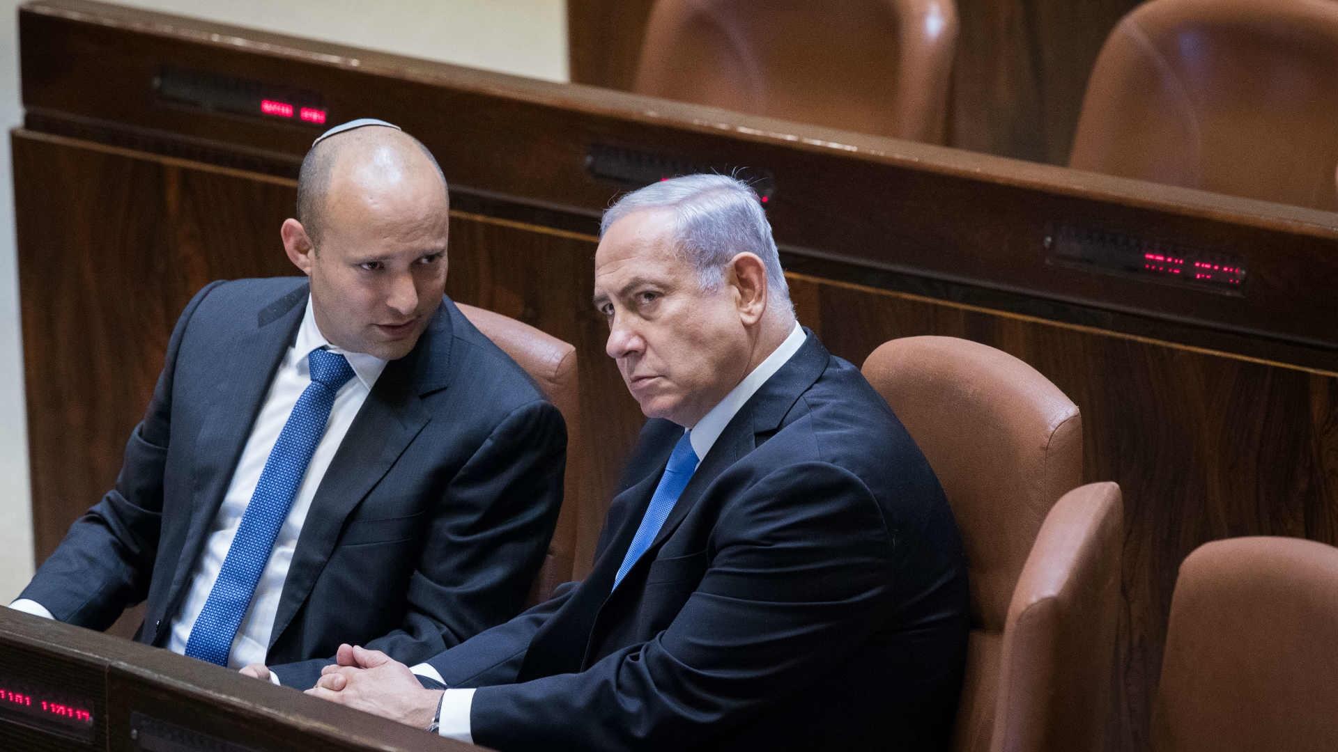 """حكومة إسرائيلية جديدة ..  من الأفضل للأردن """"نتنياهو أم بينيت""""؟"""