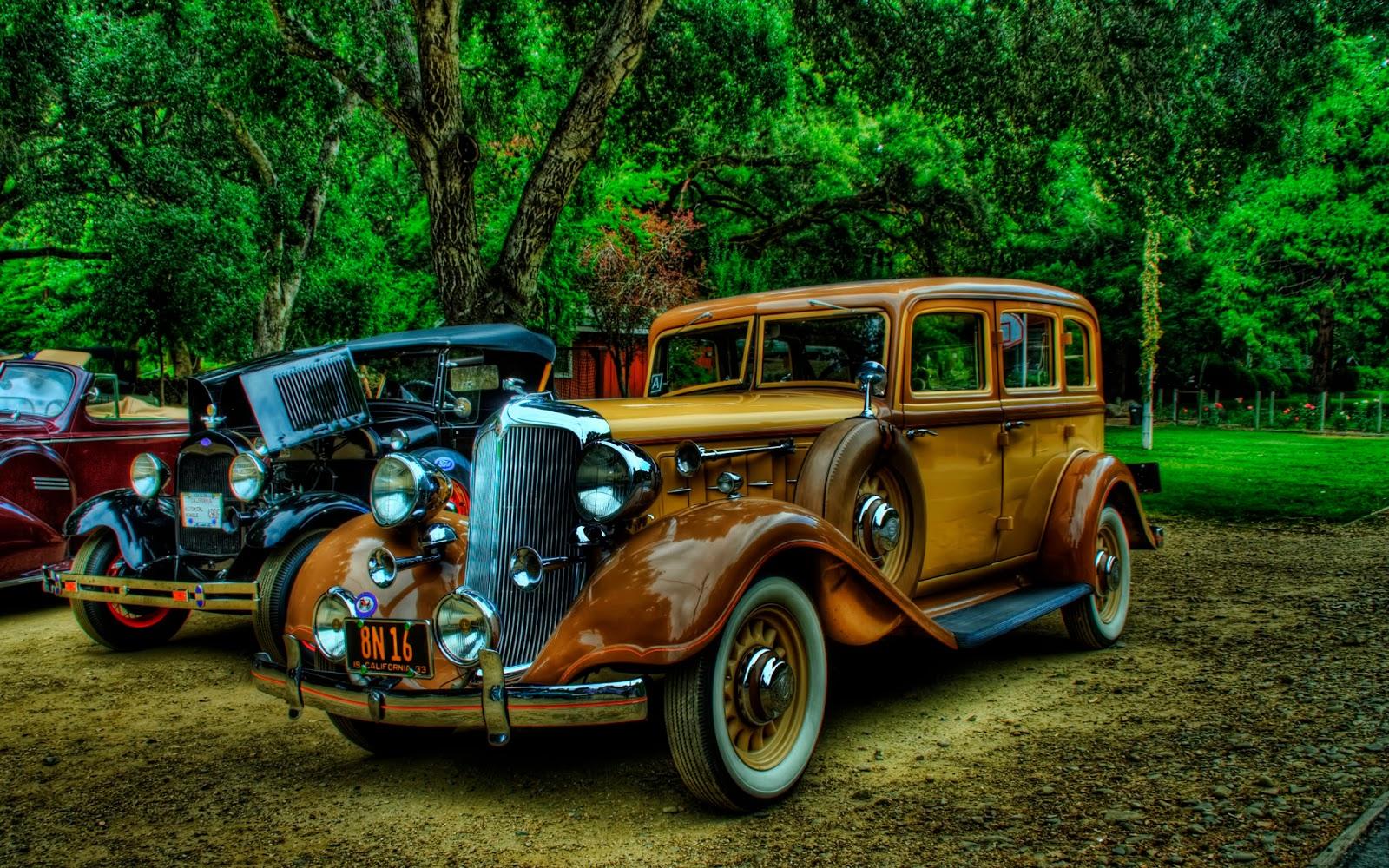 بالصور .. تعرف على اجمل السيارات لكلاسيكية
