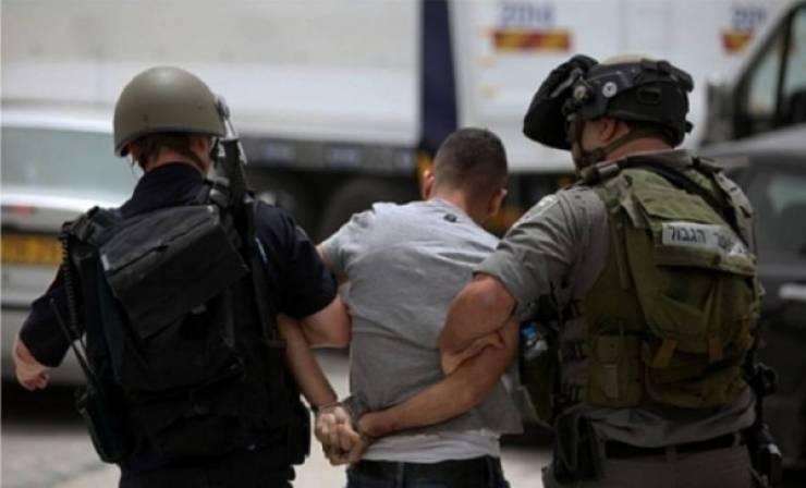 الاحتلال يعتقل 20 مواطناً بينهم 12 من يعبد