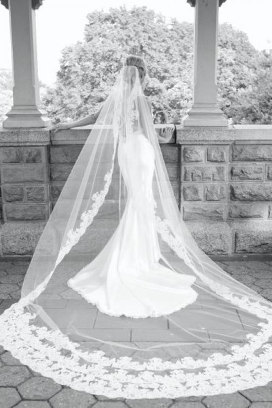 تفسير رؤية طرحة العروس في المنام