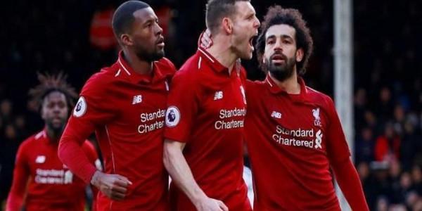 ليفربول يتفوق على مانشستر سيتي في صراع المليونيرات