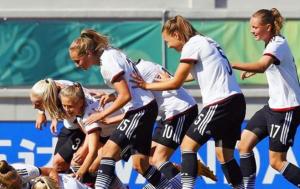 ألمانيا تفوز على فنزويلا بمونديال كأس العالم للسيدات