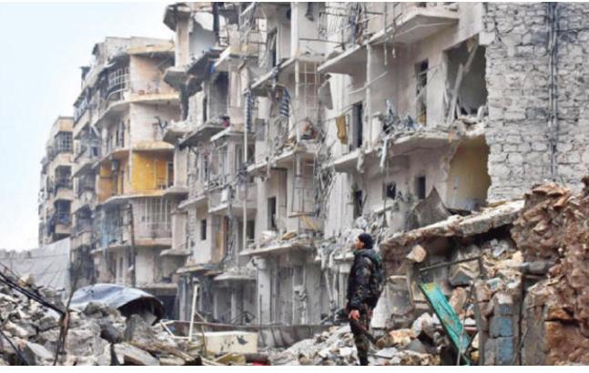 الجيش السوري يعلن رسميا استعادة حلب بالكامل