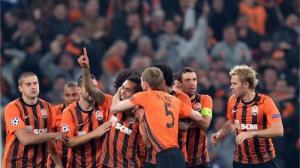 شاختار يحجز المركز الثاني في صدارة الدوري الاوكراني