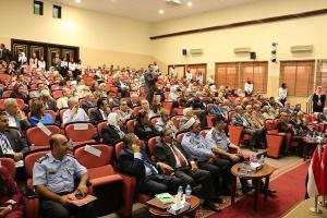 الدكتور تركي عبيدات يرعى افتتاح المؤتمر العلمي الدولي السادس لكلية الآداب في جامعة الزيتونة الأردنية