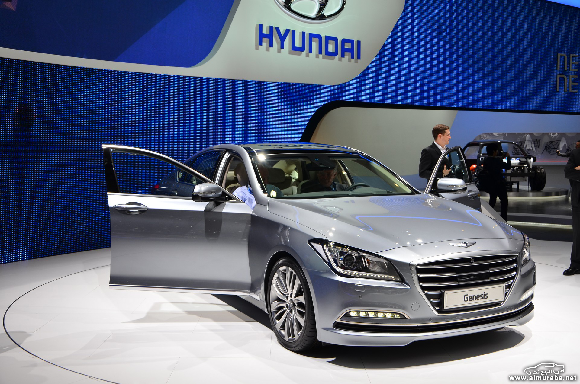 هل ستنجح جينيسيس G70 الجديدة أمام العمالقة الألمان واليابانيين؟