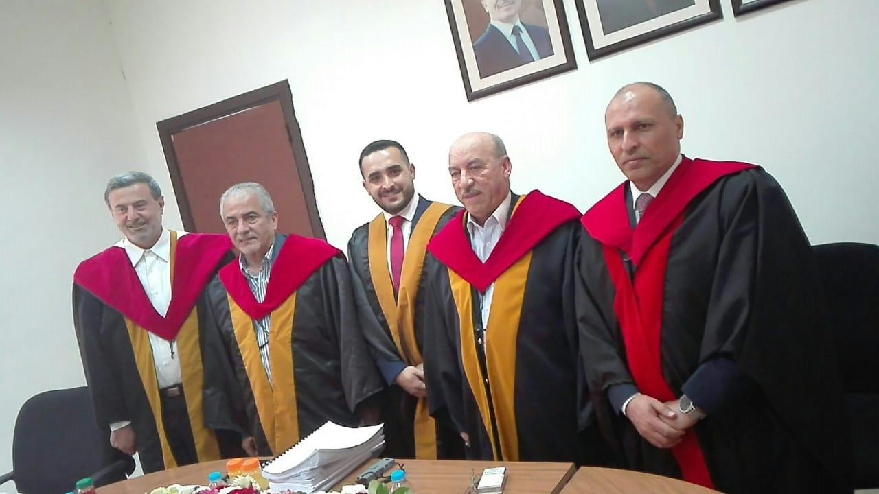 الدكتور وسيم عبدالرحمن البدور ..  مبارك الدكتوراه