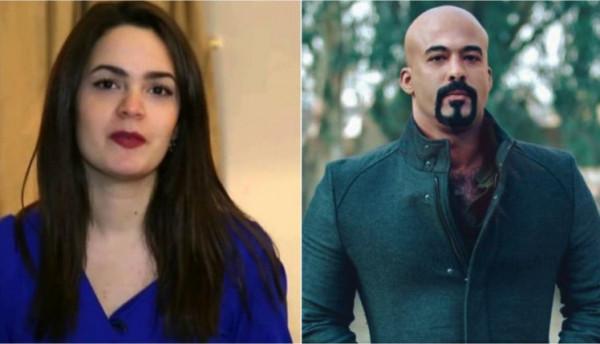 هيثم أحمد زكي وإنجي سلامة ..  سبب غير متوقع وراء عدم إتمام زواجهما