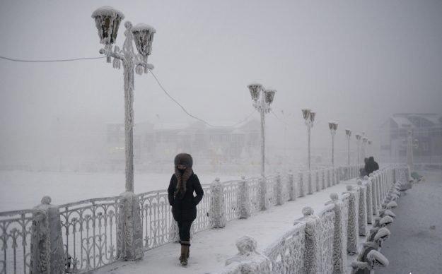 تعرف على أبرد مدينة على وجه الأرض