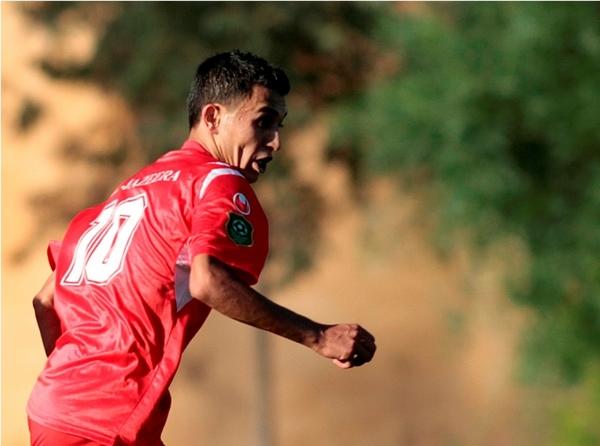 الجزيرة الأردني يرغب في تجديد عقد أحمد سمير