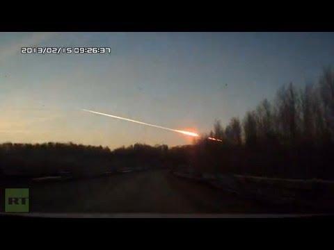 """ارتفاع حصيلة جرحى """"نيازك روسيا"""" إلى 400 (فيديو)"""