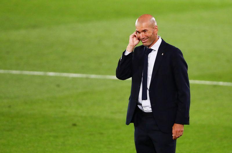 زيدان: ريال فاز على خيتافي بروح الفريق