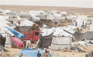 دول مانحة تبحث إيصال مساعدات جوا للسوريين على حدود الأردن