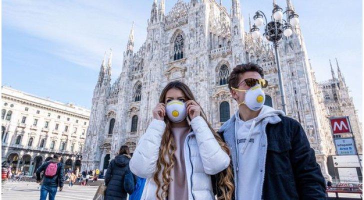إيطاليا بدون كمامات في الهواء الطلق الأسبوع المقبل