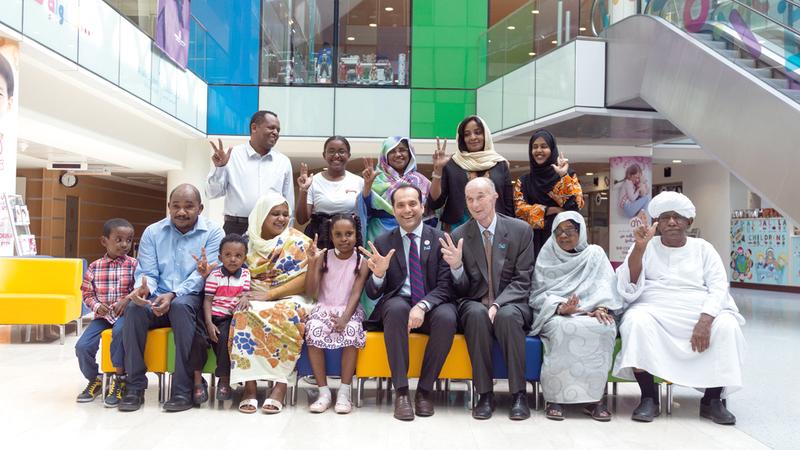نجاح أول عملية زراعة كلى للأطفال في دبي