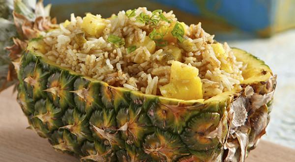 طريقة تحضير وصفة الأرز بالأناناس المبتكرة