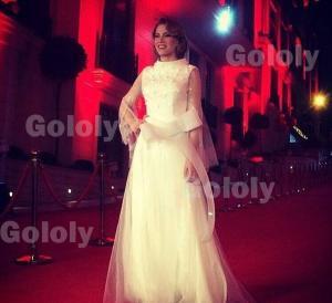 انتقادات لفستان سيريناي ساريكايا على السجادة الحمراء.. صور