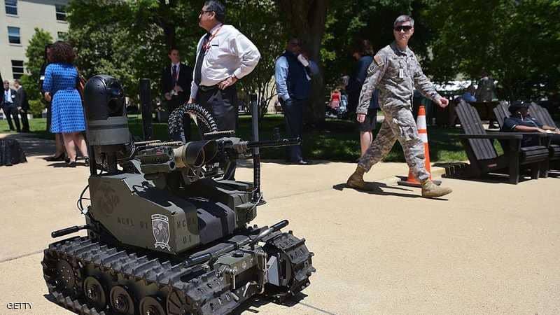 آلات عسكرية تتواصل كالبشر  ..  استثمار جديد للجيش الأميركي