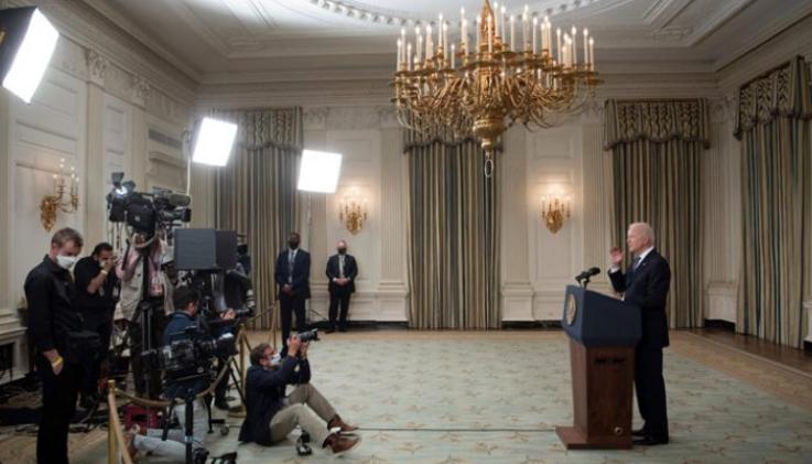 """الإدارة الأمريكية تستبعد فكرة """"جوازات سفر كورونا""""  ..  فيديو"""