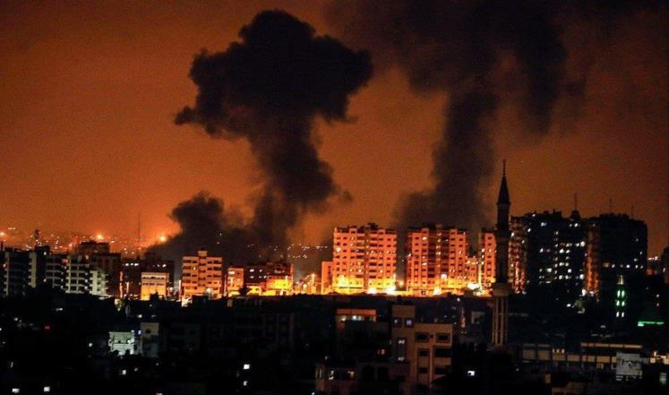 تهدئة حذرة في غزة