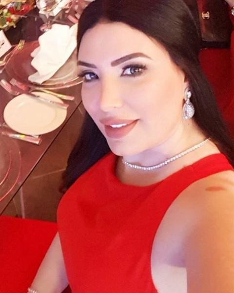 بالصور ..  تغير كبير في شكل عبير صبري ..  هل هو زوجها الفلسطيني أم عملية تجميل؟
