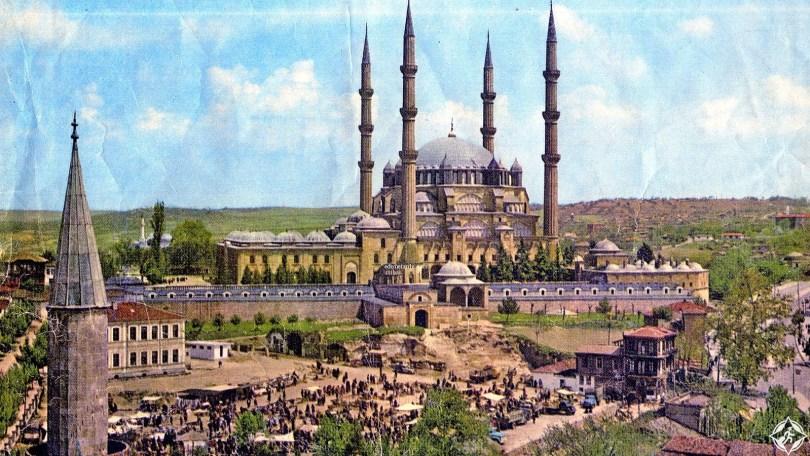 بالصور .. أدرنة مدينة المساجد والتاريخ العريق في تركيا