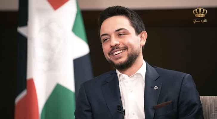 ولي العهد: صمود الأردن حالة تدرس  ..  والتواصل الاجتماعي لا يعكس الحقيقة