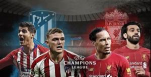 ليفربول ضد أتلتيكو مدريد  ..  أبرز مباريات الثلاثاء  ..  2021/10/19 والقنوات الناقلة